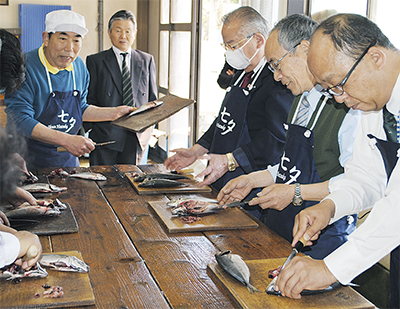平塚の魅力  体験ツアー