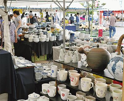 全国の陶器20万点