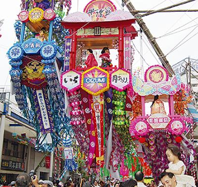 7月5日「七夕」開幕