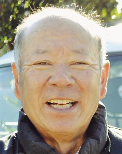 市川 亀雄さん