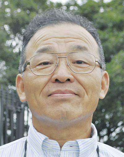 臼井 勝之さん