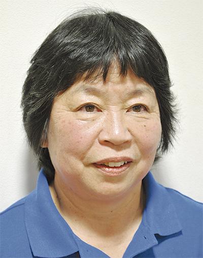 森蔭 敏子さん