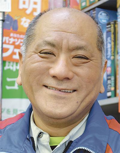 吉川 栄治さん