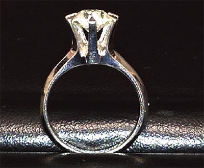 ダイヤモンドを高価買取