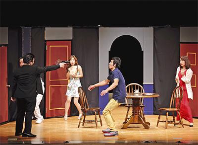 個性溢れる演劇祭