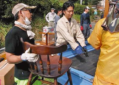 熊本で復興を支援
