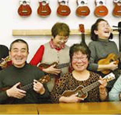 中高年のための音楽教室