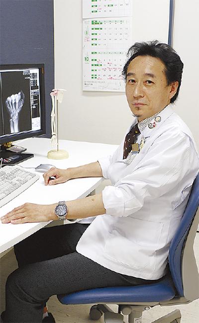手の痛み・腱鞘炎(けんしょうえん)の治療