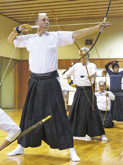 日本の心 弓道で学ぶ
