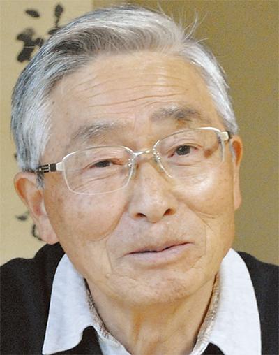 杉山 治男さん