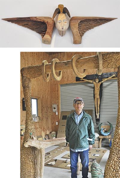林業からアートで世界へ