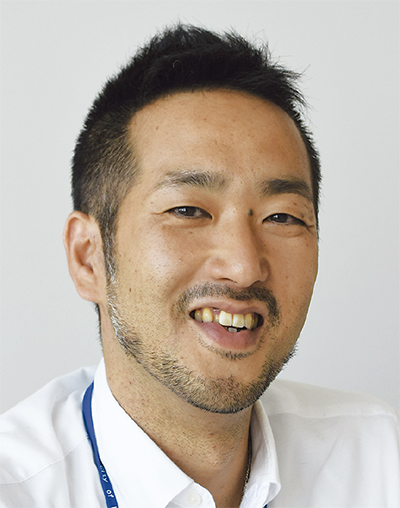 西山 知宏さん