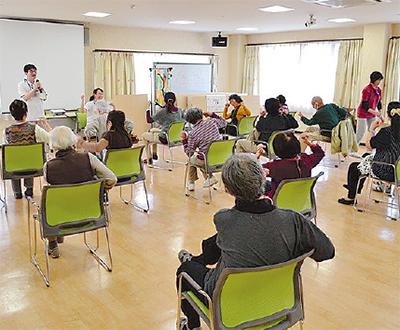 「コグニサイズ〜認知症予防運動〜」