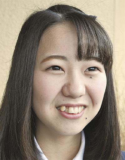 山本 彩加さん