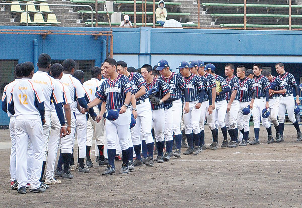 「日本の野球は強い」