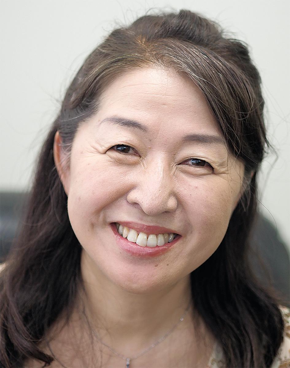佐藤 由美子さん