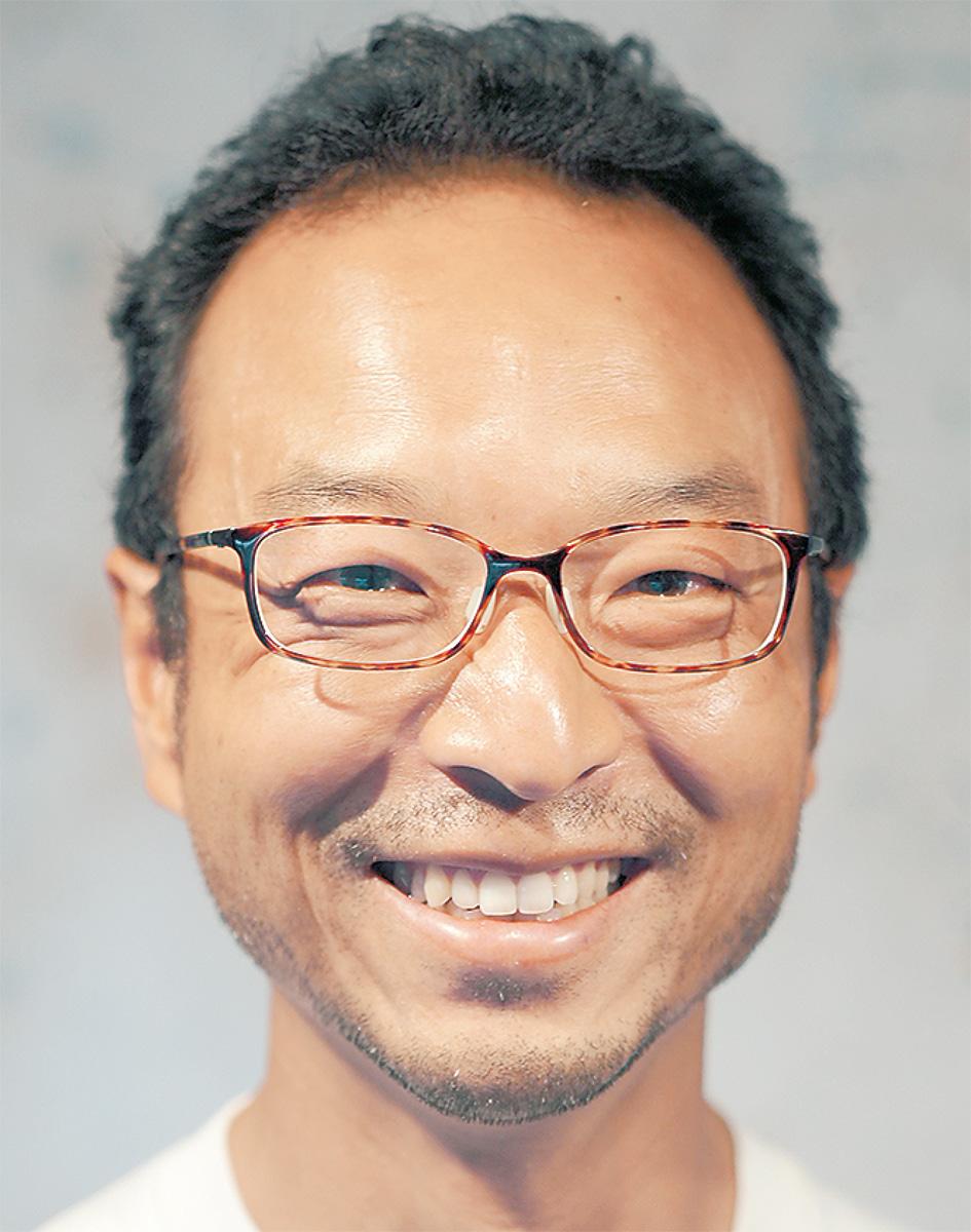 秋濱 克大さん