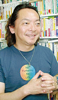 講師の安藤哲也さん