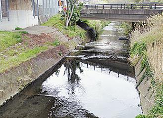 町民団体による清掃も行われている葛川