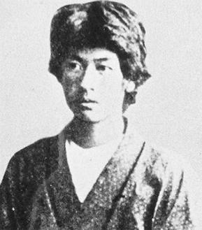 大江義塾時代(明治18年)の蘇峰23歳