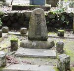 新島八重の墓