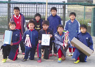 FC中井のメンバー