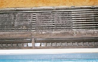 エアコン洗浄で冷房効率を向上