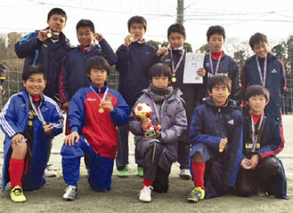 FC中井の選手