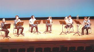 昨年の音楽祭の様子=二宮町提供