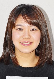 新成人記念のつどい実行委員長松岡佳那さん