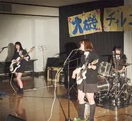 高校生バンドが熱演