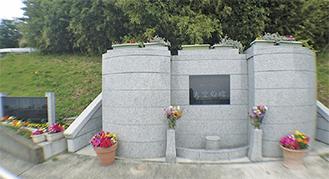合同で納骨する永代供養墓