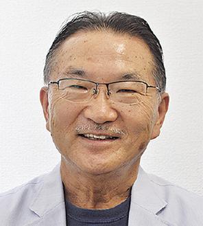 ボランティアの袴田さん