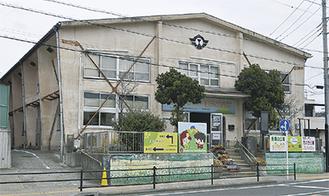 築60年の駅前町民会館