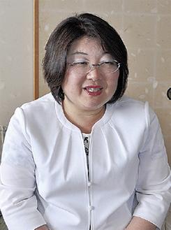 坂田よう子氏