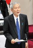 中崎町長が3選出馬へ