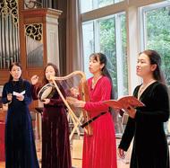 響く中世古楽の旋律