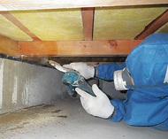 リフォーム工事における防蟻・防腐対策の重要性