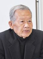 上田氏が立候補表明