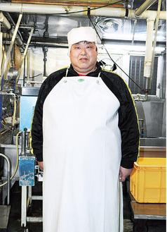 有限会社 岸商店岸輝男さん 51歳中井町北田