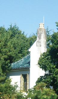 西園寺邸跡に建てられた旧池田成彬邸