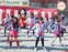 「おとちゃん」とコラボダンス
