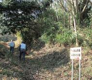3年かけ雑木林再生へ