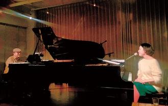 2台のピアノが織りなすハーモニー