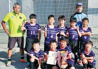 FC中井の選手と指導者