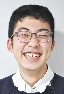 新成人記念のつどい実行委員長土佐陽生さん