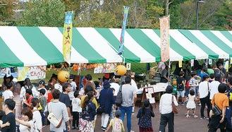 昨年のフェスティバルの様子