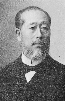 安田善次郎(国立国会図書館「近代日本人の肖像」より)