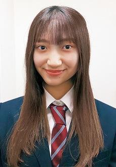 大磯出身の小倉美乃さん