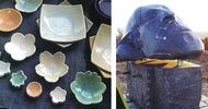 彫刻と陶芸の夫妻展